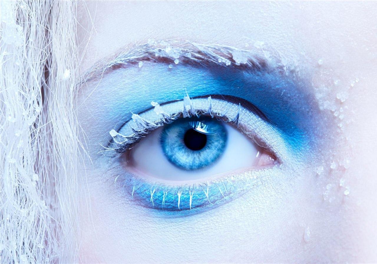 Cómo afecta el frío a los ojos.