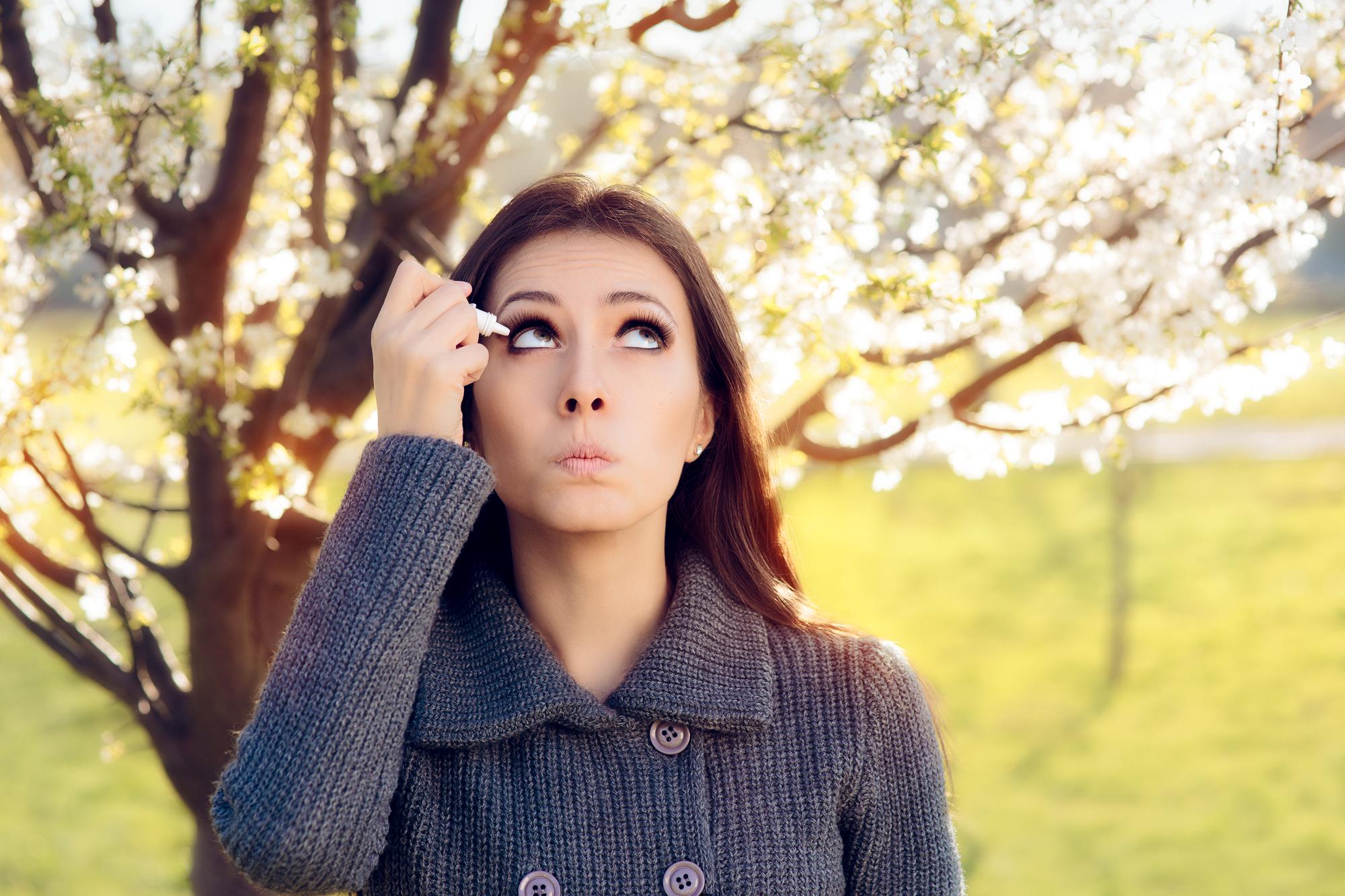 Cuida tus ojos esta primavera