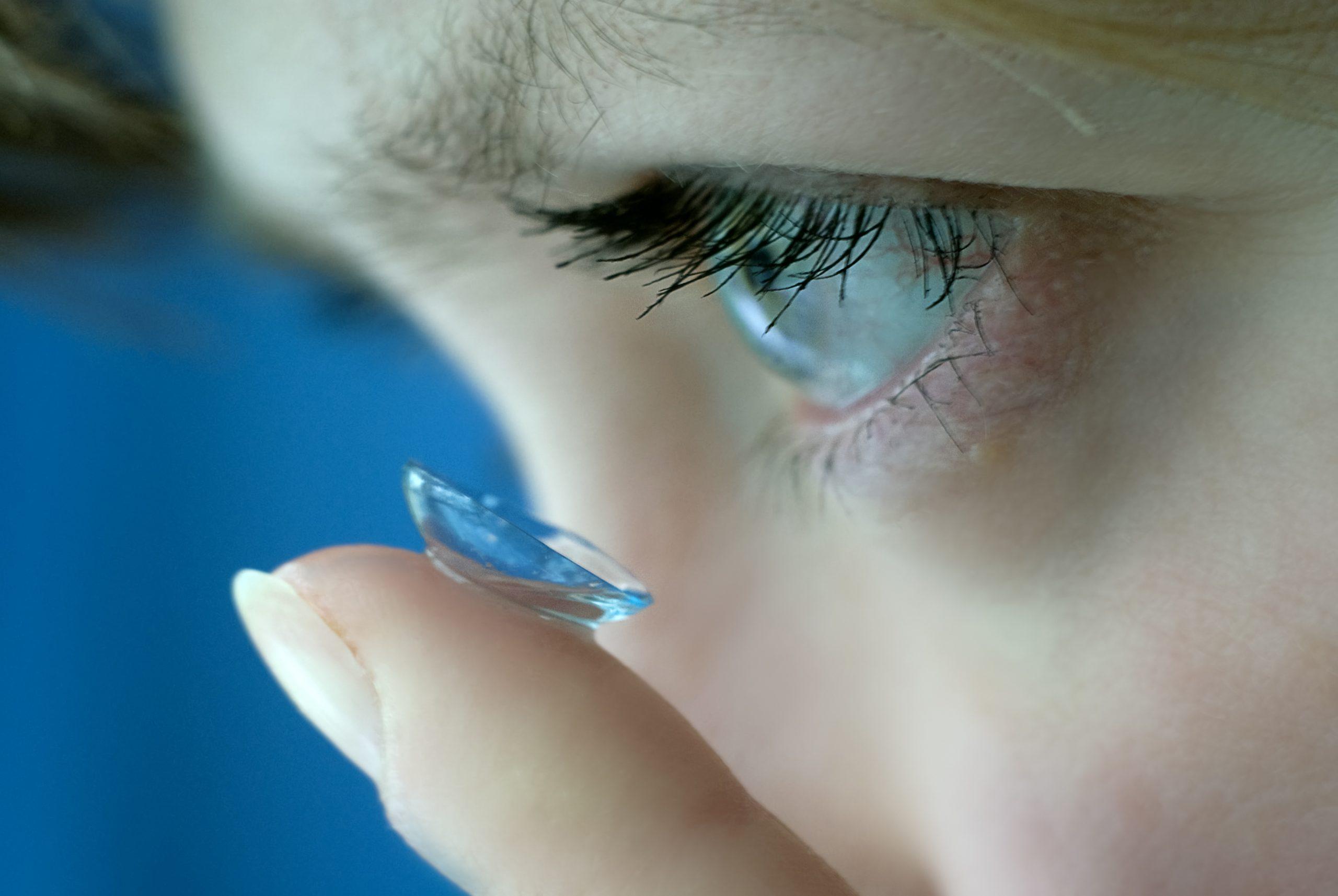 Recomendaciones uso de lentillas