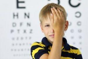ojo vago u ambliopía